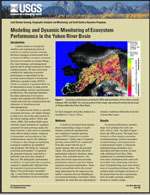 Modeling and dynamic monitoring of ecosystem performance in the Yukon River Basin