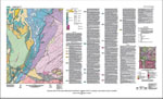 Geologic map of the Sand Creek Pass quadrangle, Larimer County, Colorado, and Albany County, Wyoming
